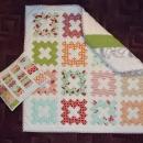 dětská deka 1x1m + polštářek